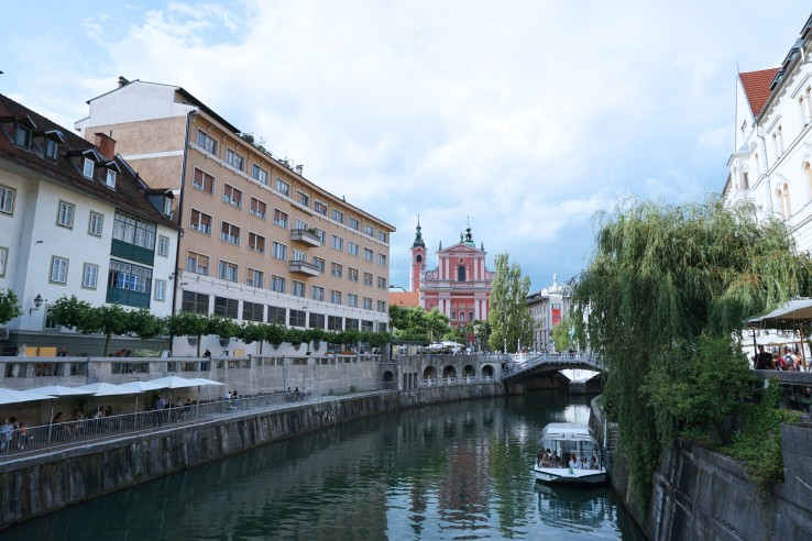 Picture of Ljubljana